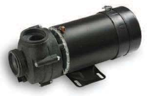 Ultima 48 frame hot tub pump